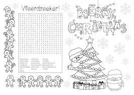 Kerst Placemat Mijn Mooiste Feestje