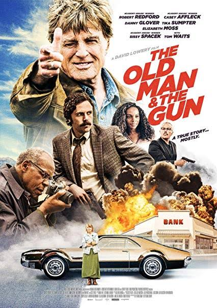 「the old man & the gun poster」の画像検索結果