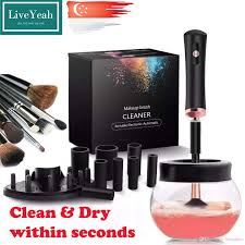 makeup brush cleaners makeup