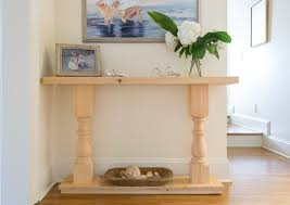 13 stylish diy console tables to make