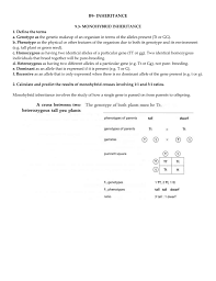 b9 3 revision notes