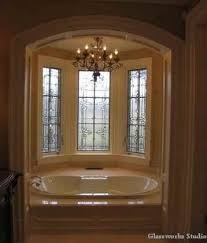 leaded glass windows installed