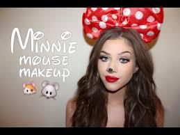 minnie mouse makeup tutorial you