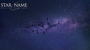 gift ideas for a virgo star name registry