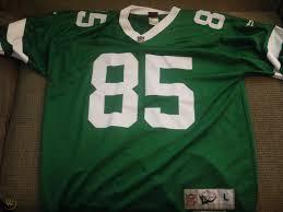 New York Jets Wesley Walker Throwback Jersey Large Reebok L ...