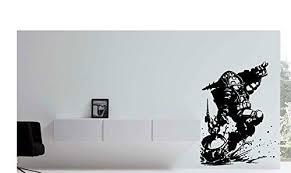 Amazon Com Bioshock Big Daddy Little Sister Wall Decor Vinyl Decal Wall Vinyl Decor Vinyl Decals Bioshock