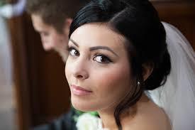 Sophie James Wedding Photo - Sue York Make Up Artist