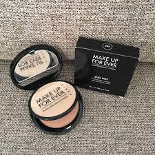 makeup forever duo mat pact powder