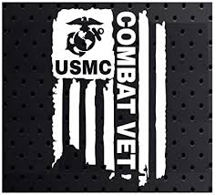 Sports Outdoors Fan Shop Creative Club Stickers Sticker United States Marine Corps International Flag Waterproof Decal For Truck Window Bumper Car Fan Shop Auto Accessories Brif Rs