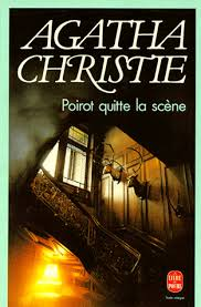 Poirot quitte la scène : Agatha Christie (Hercule Poirot 41) | The ...