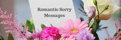 r tic sorry messages in weds