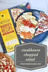 cpk thin crust margherita pizza