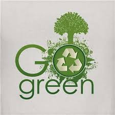 go green save the earth quotes