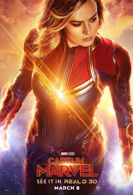 Captain Marvel 2019 Hindi 720p 480p HDTC-Rip Dual Audio [हिंदी – English] Full Movie