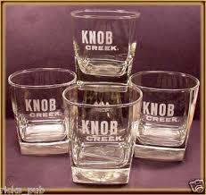 knob creek bourbon glass 4