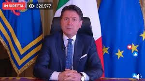 Conte in diretta, conferenza stampa in streaming 28/03/2020 (VIDEO)