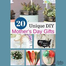 20 unique diy mother s day gift ideas