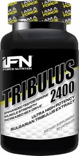 tribulus 2400 by iforce nutrition at