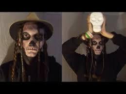 voodoo witch queen sfx makeup tutorial
