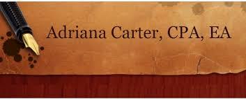 Adriana Carter, CPA, EA Client Reviews   Clutch.co
