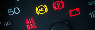 toyota dashboard warning lights and