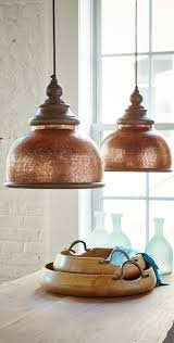 antique copper lighting fixtures