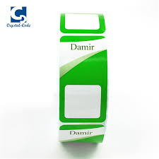 China White Vinyl Sticker Paper Supplier Factory Manufacturer Crystal Code Label Directory