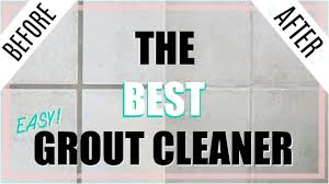 best diy grout cleaner no scrubbing