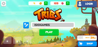 Tribs.io - unblocked games at schools