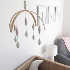 Baby Baby Rattles Mobile Wooden Beads Wind Chimes Bell Toys For Kids Room Bed Hanging Decor Tent Decor Photography Props Gifts Baby Rattles Mobiles Aliexpress