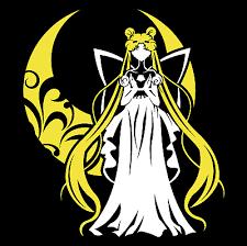 Princess Serenity Sailor Moon Vinyl Decal Sticker Anime Car Laptop Pc Decor 14 00 Picclick