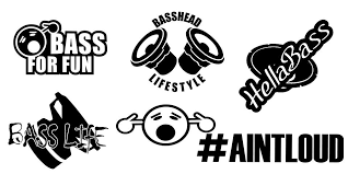 Basshead Stickers Posts Facebook