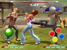 kung fu street fighting ko free play