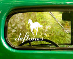 2 Deftones Decal Stickers For Car Truck Window Bumper Laptop Jeep Ebay