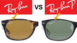 What Is Ray Ban P Ray Ban Vs Ray Ban P Selectspecs Com Youtube