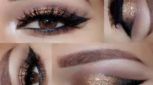 natural eye makeup for brown eyes cat
