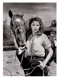 Rhonda Fleming | Rhonda fleming, Old hollywood actresses, Western movies