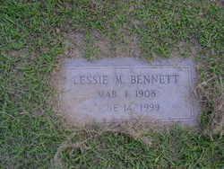Lessie Myrtle Williamson Bennett (1908-1999) - Find A Grave Memorial