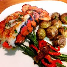 Easy Broiled Lobster Tails Recipe ...