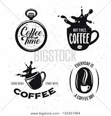 coffee related quotes vector photo trial bigstock