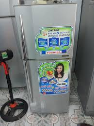 Tủ lạnh Toshiba 188l | Tủ lạnh cũ giá rẻ | Điện máy Nguyễn Toàn ...