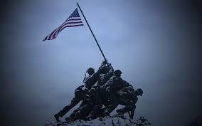 hd wallpaper flags iwo jima redneck