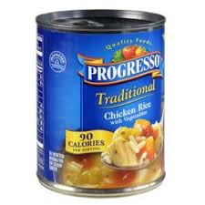 canned progresso clics soup green