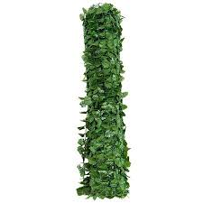 Costway 59 X118 Faux Ivy Leaf Decorative Privacy Fence Screen Artificial Hedge Fencing Walmart Canada
