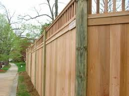 Cedar Privacy Fences