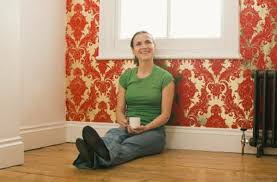 how to fix wallpaper that is losing its