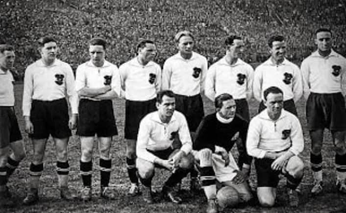 Image result for Austria 1934 World Cup""
