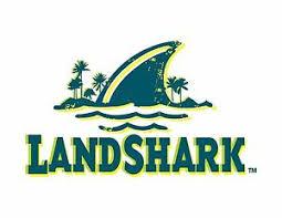 Landshark Vinyl Sticker Decal 18 Full Color Ebay