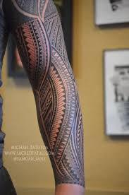 Tribal Polynesian Tattoos For Men Polynesiantattoos Tatuaze