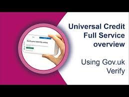 ideny with gov uk verify